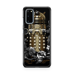 Doctor Who Dalek Samsung Galaxy S20 Phone Case