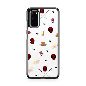 Don't Mess With The Rabbit Deadpool Samsung Galaxy S20 Phone Case