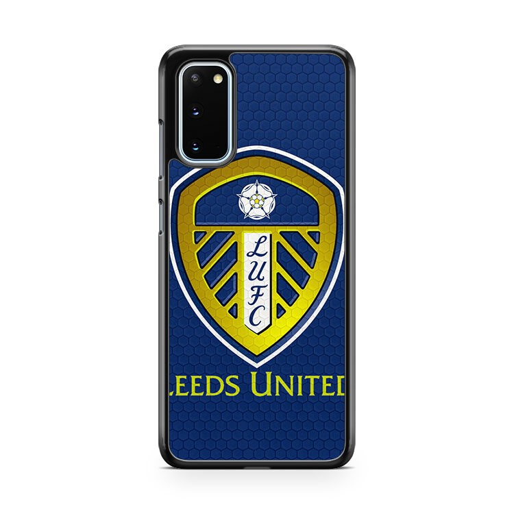Leeds United Football Club Crest Samsung Galaxy S20 Phone Case