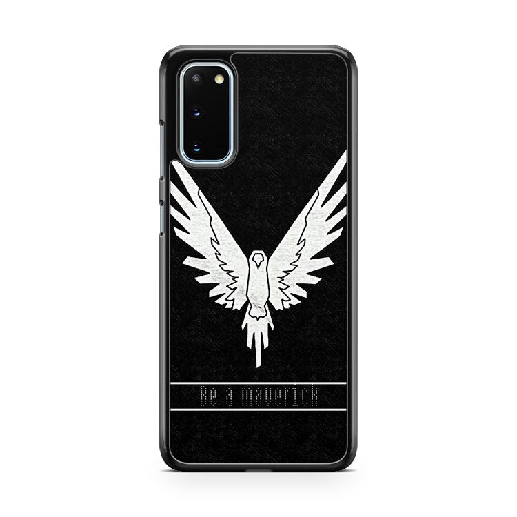 Logan Paul Maverick Samsung Galaxy S20 Phone Case