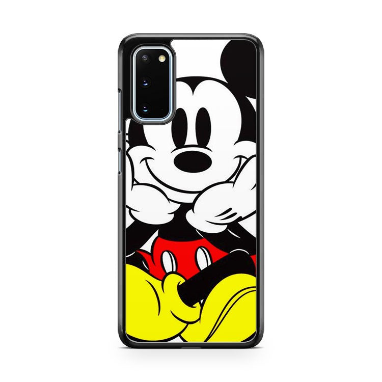 Mickey Mouse 8 Samsung Galaxy S20 Phone Case