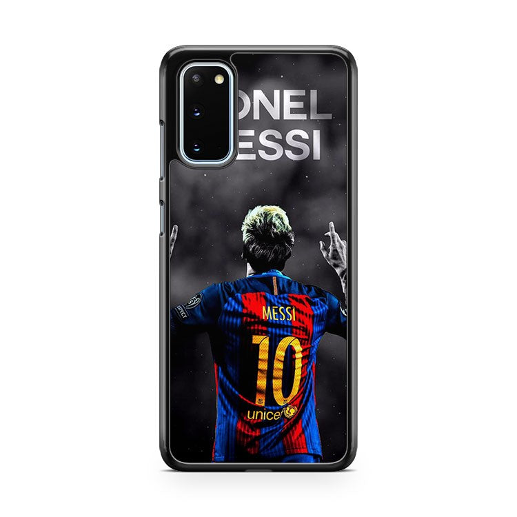 The Best Lionel Messi Samsung Galaxy S20 Phone Case