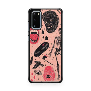 The Whole Lotta Horror Samsung Galaxy S20 Phone Case