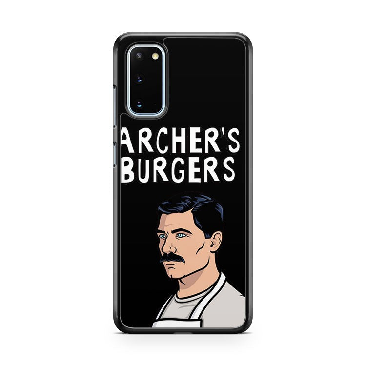 Archer's Burgers Samsung Galaxy S20 Phone Case