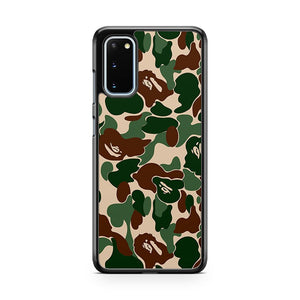 Bape Camo 2 Samsung Galaxy S20 Phone Case