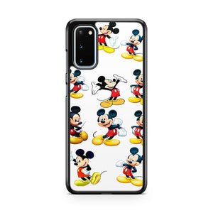 Mickey Mouse 2 Samsung Galaxy S20 Phone Case