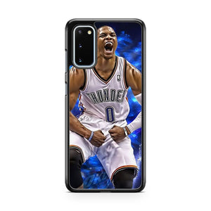 Russell Westbrook Oklahoma City Samsung Galaxy S20 Phone Case
