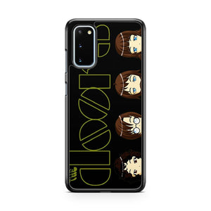 The Doors Squad Samsung Galaxy S20 Phone Case