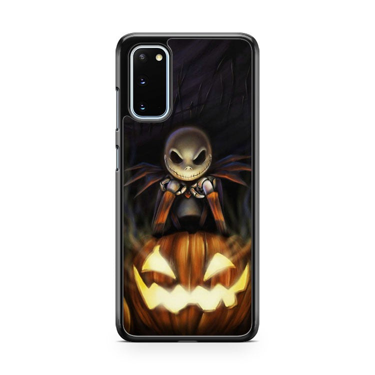 The Nightmare Before Christmas Pumpkin Samsung Galaxy S20 Phone Case