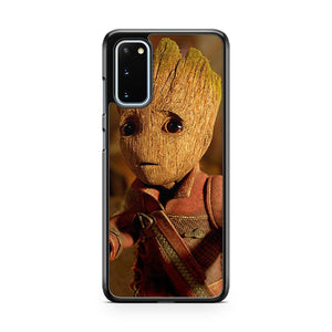 Baby Groot Guardians Of The Galaxy Vol 2 Samsung Galaxy S20 Phone Case