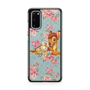 Bambi Disney Cute Thumper Pretty Samsung Galaxy S20 Phone Case
