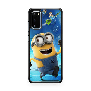 Despicable Me Minions Rush Samsung Galaxy S20 Phone Case