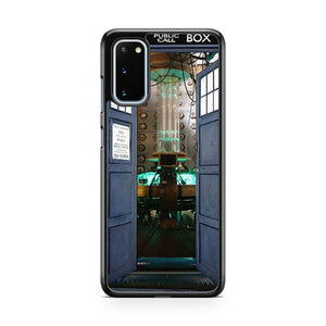 Doctor Who Tardis Box Samsung Galaxy S20 Phone Case