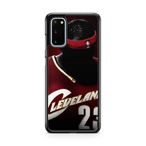 Lebron James Cleveland Cavs 3 Samsung Galaxy S20 Phone Case