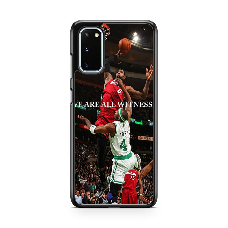 Lebron James 2 Samsung Galaxy S20 Phone Case