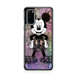 Mickey Mouse Disney Shapes Samsung Galaxy S20 Phone Case