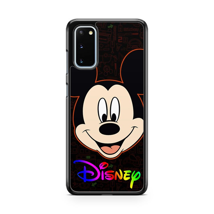 Mickey Mouse Head 21 Samsung Galaxy S20 Phone Case