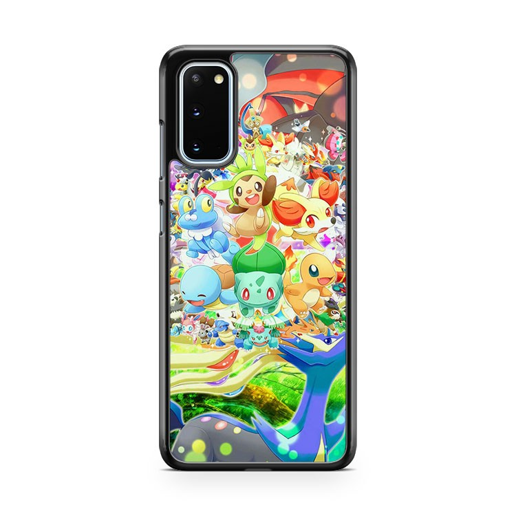 Pokemon Characters 2 Samsung Galaxy S20 Phone Case