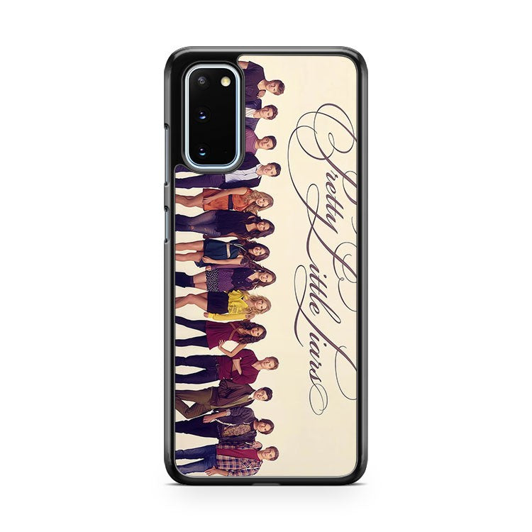 Pretty Little Liars Cast Samsung Galaxy S20 Phone Case