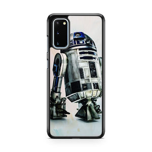 R2D2 Star Wars Samsung Galaxy S20 Phone Case