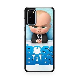 The Boss Baby Animation Cartoon Samsung Galaxy S20 Phone Case