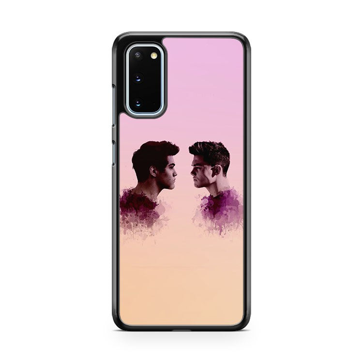 The Dolan Twins 2 Samsung Galaxy S20 Phone Case