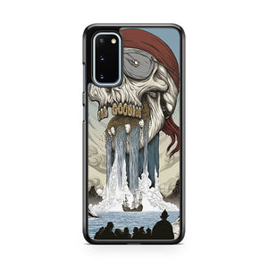 The Goonies Skull Pirate Art Samsung Galaxy S20 Phone Case