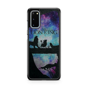 The Lion King Simba Disney Cartoon Samsung Galaxy S20 Phone Case