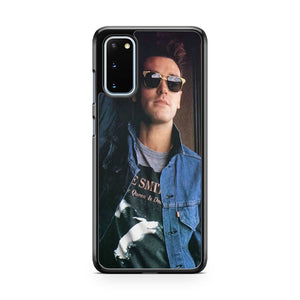 The Smiths Morrissey Photograph Samsung Galaxy S20 Phone Case