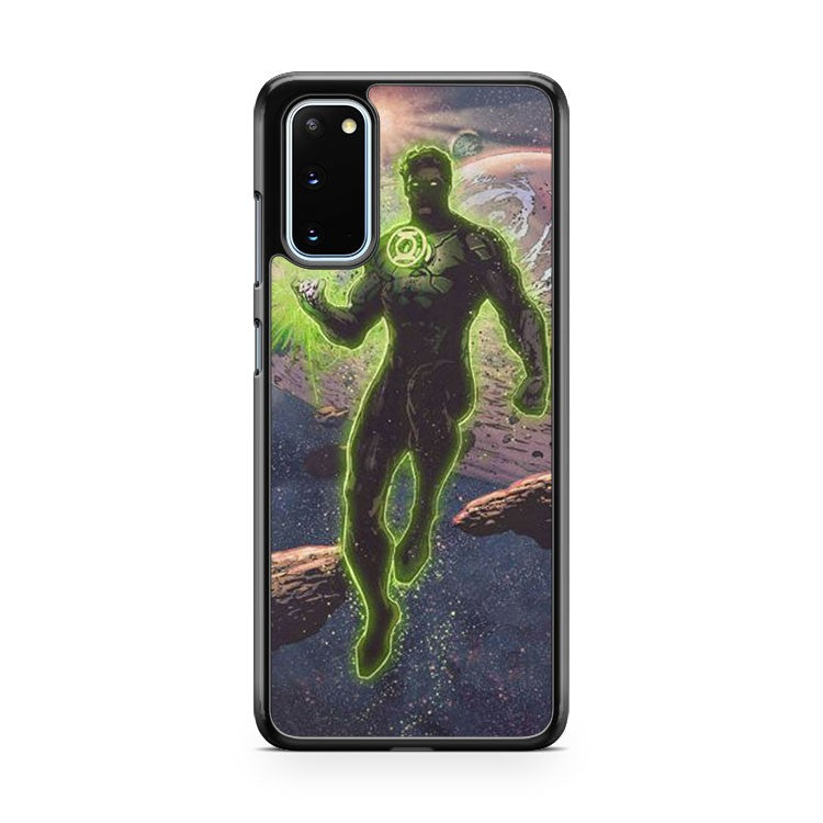 Dc Comics Green Lantern Samsung Galaxy S20 Phone Case