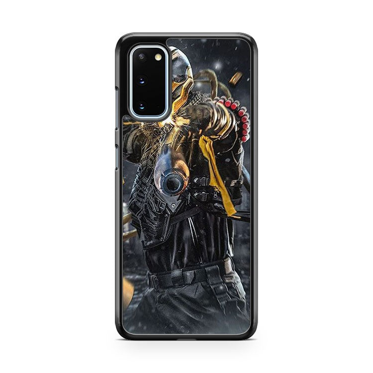 Deathstroke 13 Samsung Galaxy S20 Phone Case