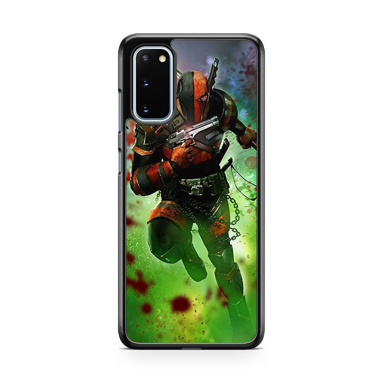 Deathstroke 16 Samsung Galaxy S20 Phone Case