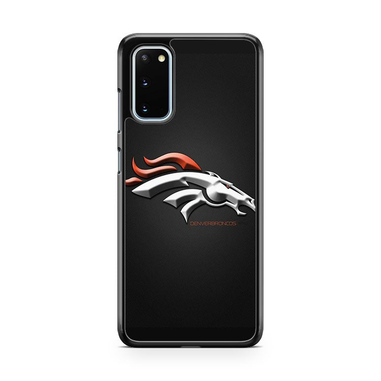 Denver Broncos 8 Samsung Galaxy S20 Phone Case