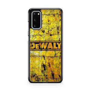 Dewalt 1 Samsung Galaxy S20 Phone Case