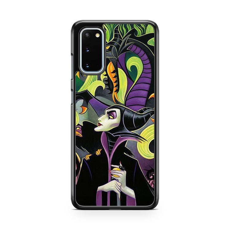 Disney Maleficent 7 Samsung Galaxy S20 Phone Case