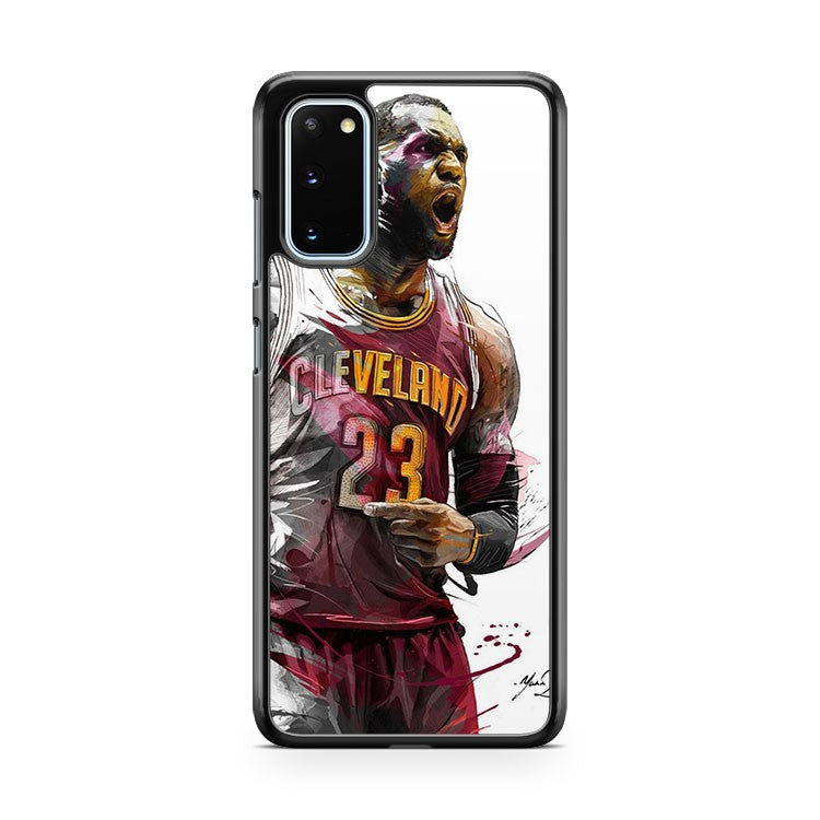 Lebron James 7 Samsung Galaxy S20 Phone Case