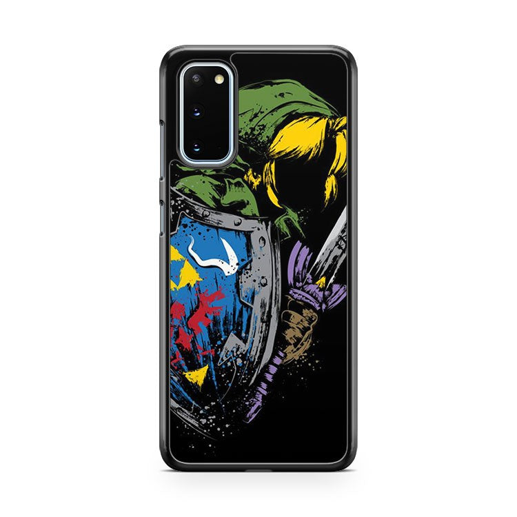 Legend Of Zelda Hyrule Warrior Samsung Galaxy S20 Phone Case