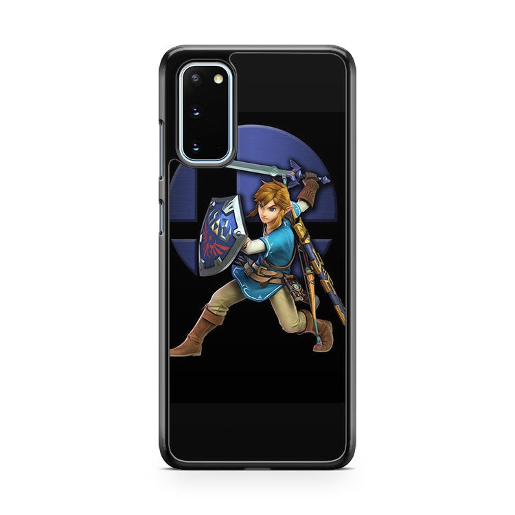 Link Ssb Super Smash Brothers Samsung Galaxy S20 Phone Case