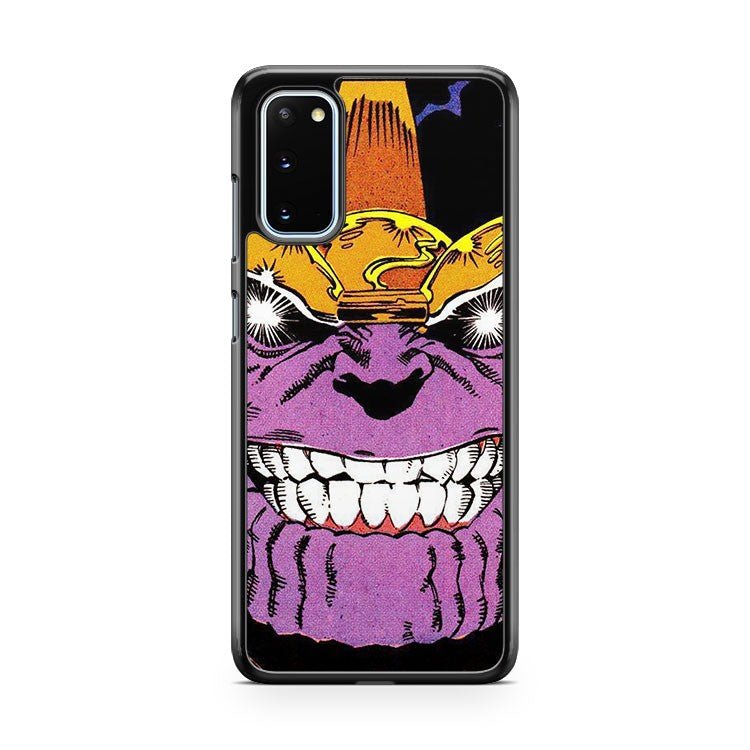 Marvel Comic Thanos Samsung Galaxy S20 Phone Case