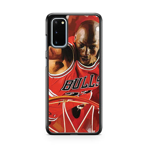 Michael Jordan 23 4 Samsung Galaxy S20 Phone Case