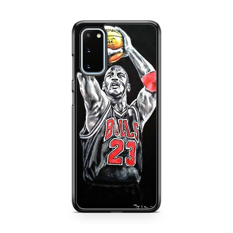 Michael Jordan 23 5 Samsung Galaxy S20 Phone Case