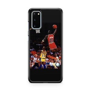 Michael Jordan 23 12 Samsung Galaxy S20 Phone Case