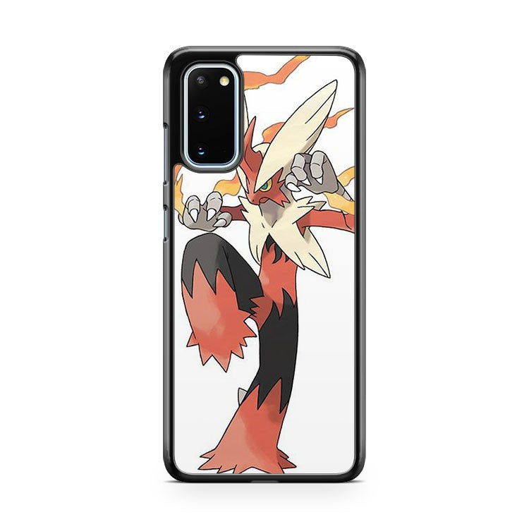 Pokemon Blaziken Samsung Galaxy S20 Phone Case
