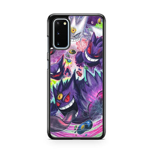 Pokemon Gengar 4 Samsung Galaxy S20 Phone Case
