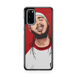 Post Malone 1 Samsung Galaxy S20 Phone Case