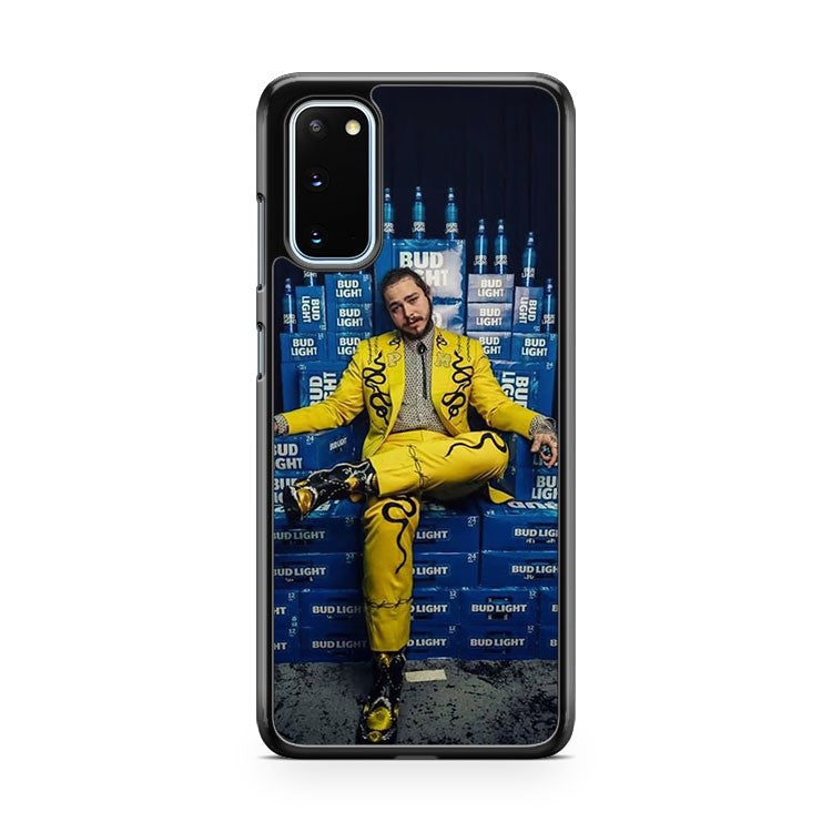 Post Malone 10 Samsung Galaxy S20 Phone Case