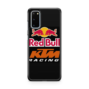 Red Bull KTM Racing Samsung Galaxy S20 Phone Case