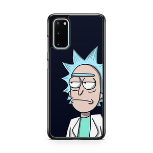 Rick And Morty 1 Samsung Galaxy S20 Phone Case