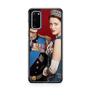 The Crown 4 Samsung Galaxy S20 Phone Case