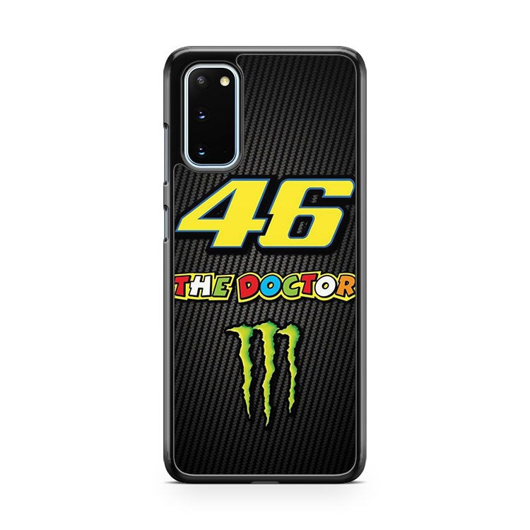 The Doctor Rossi Vr 46 2 Samsung Galaxy S20 Phone Case